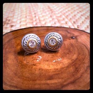 Brighton Stud Earrings